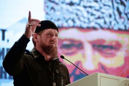 Кадыров напомнил о неприязни Маккейна к России и назвал его смерть божьей волей