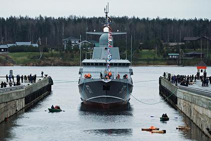 Российские ракетные корабли получат китайские двигатели