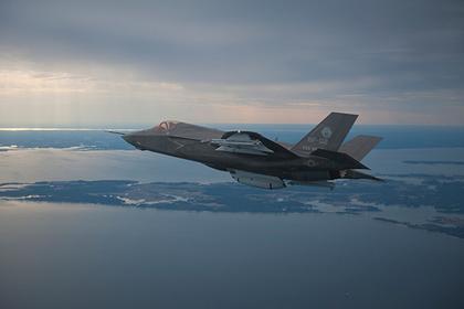 У боевой миссии F-35В нашли «костыли»
