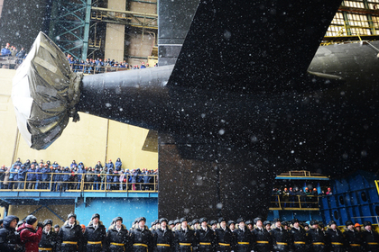 Российскую подлодку назвали самым грозным врагом флота США