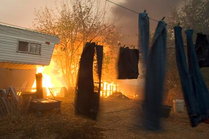 Самый неудачливый австралиец шестой раз пострадал от пожара