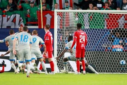 «Локомотив» снова проиграл в Лиге чемпионов