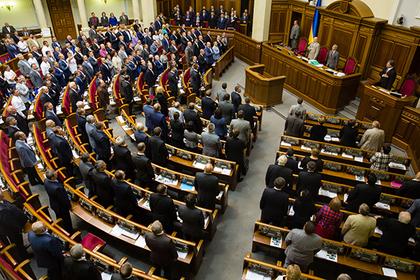 На Украине одобрили «бандеровское» приветствие