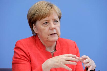 Меркель вспомнила о вечной вине Германии перед евреями
