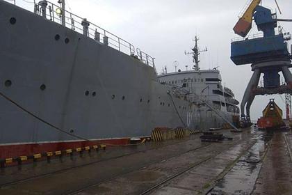 Киев рассказал о готовности к боям с российскими пограничниками в Черном море