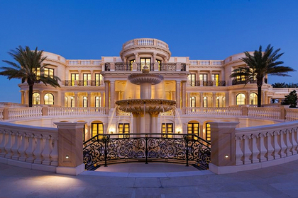 Американскую версию Версаля оценили в 159 миллионов долларов