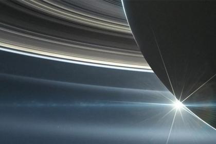 На Сатурне обнаружили дождь