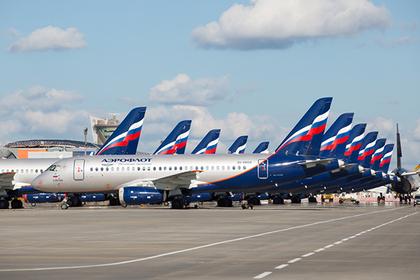 «Аэрофлот» ответил на обвинения Общественной палаты России
