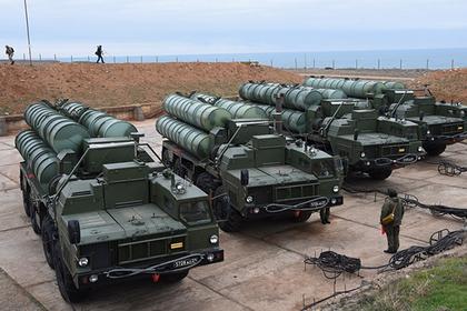 США напомнили странам о каре за российские С-400
