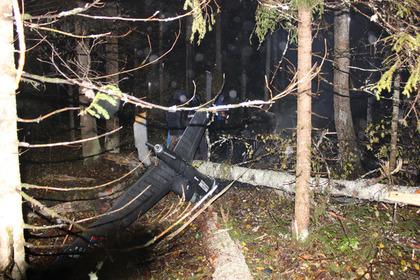 СК опроверг версию о застреленном пилоте вертолета с замгенпрокурора