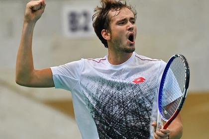 Российский теннисист завоевал крупнейший титул в карьере