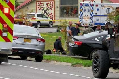 20 человек погибли в ДТП со свадебным лимузином в США