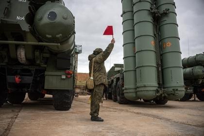 В Индии ответили на угрозы США покарать за покупку российских С-400