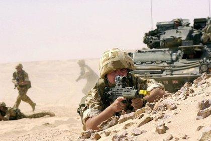 Британские войска проведут крупнейшие учения по борьбе с российской разведкой
