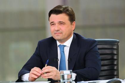 Воробьев рассказал о «золотом стандарте» привлечения инвесторов