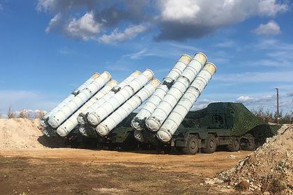 Объяснена популярность российских С-400