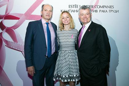 Estée Lauder продолжит борьбу с раком груди