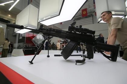 Американский спецназ собрался производить российское оружие