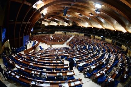 Совет Европы пригрозил исключить Россию