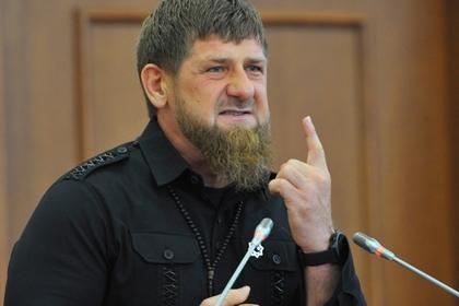 Кадыров приказал опозорившему его чеченцу первым рейсом прибыть в Грозный