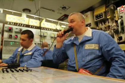 Пуск баллистических ракет с российской подлодки попал на видео