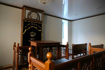 Самую северную российскую синагогу открыли в Поморье