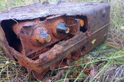 Вблизи базы подводников Северного флота нашли десять вражеских мин