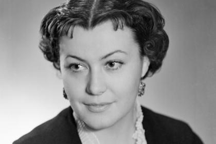 Умерла актриса МХАТ Маргарита Юрьева