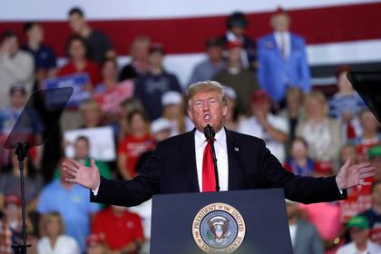 Трамп превзошел Рейгана по числу побед