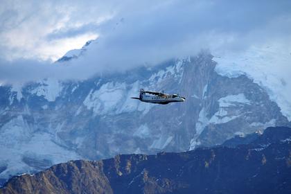 Девять альпинистов погибли в Непале