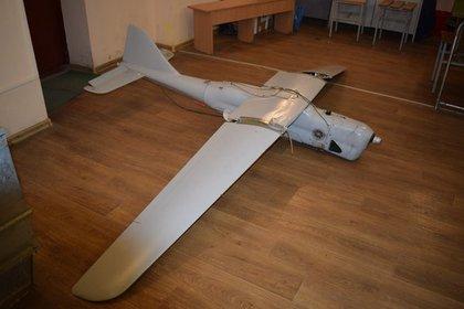Украинский Ми-24 сбил «Орлана»