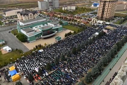 Евкуров рассказал о звонке Путина по поводу протестов в Ингушетии