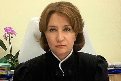 «Золотая судья» Хахалева ответила на обвинения в подделке диплома