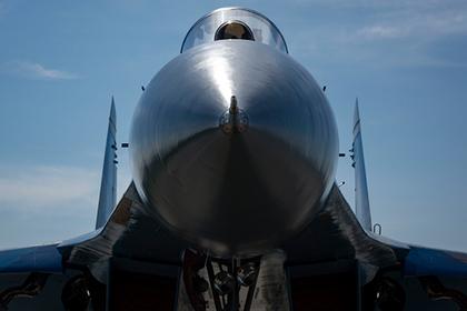 Назван победитель боя Су-27 и F-15 на Украине