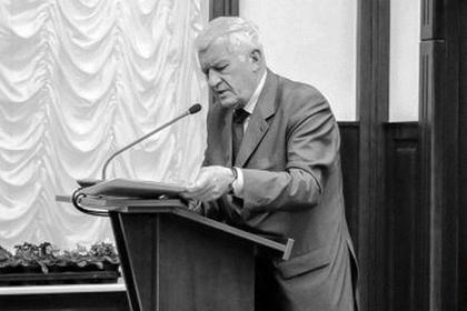 Умер участвовавший в ядерном разоружении Украины министр