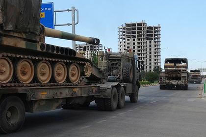 Турция отказалась начинать патрулирование Сирии вместе с Россией
