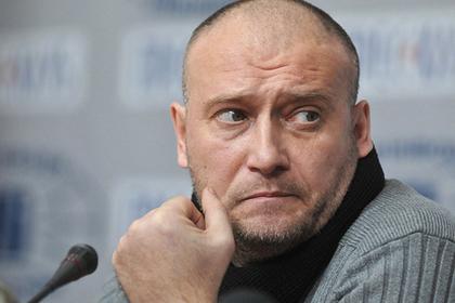Ярош отозвал своих добровольцев с передовой в Донбассе