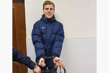 Мать Кокорина объяснила улыбку сына при задержании