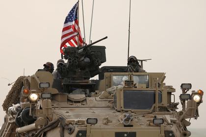 Россия отказалась поверить в борьбу США с террористами в Сирии