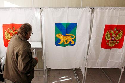 Названа стоимость новых выборов губернатора в Приморье