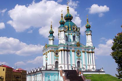Порошенко захотел передать исторический храм в Киеве Константинополю
