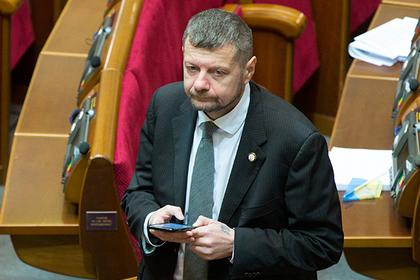 Депутат Рады пригрозил расправой британскому журналисту
