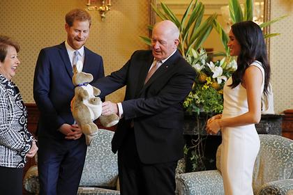 Неродившийся ребенок Меган Маркл получил первый подарок