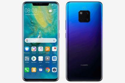 Huawei выпустила Mate 20 Pro