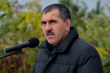 Глава Ингушетии встретится с представителями митингующих из-за границы с Чечней
