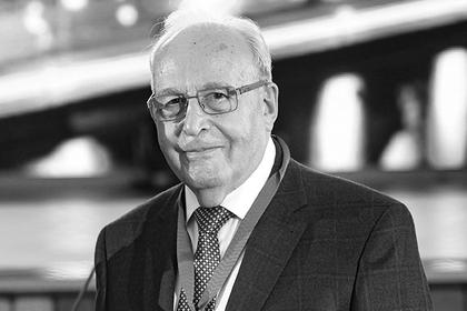 Скончался один из создателей мирового телевидения