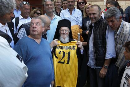 Непризнанная Турецкая православная церковь подала в суд на патриарха Варфоломея