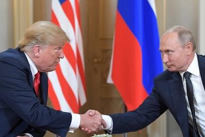 Трамп раскрыл детали разговора с Путиным