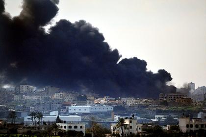 Израиль обстреляли ракетами