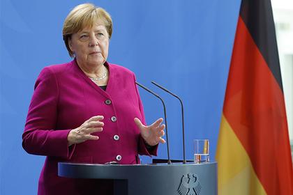В Германии указали на двойные стандарты Меркель